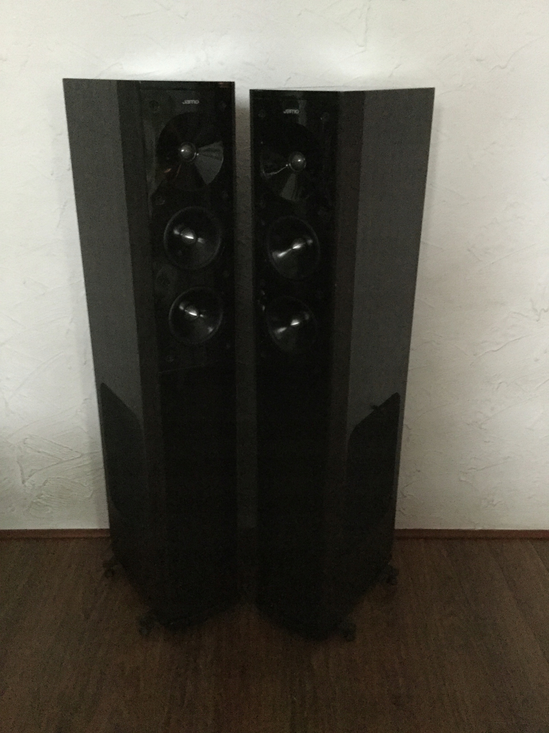 Kolumny Stereo Jamo S 606/zestaw do Kina Domowego