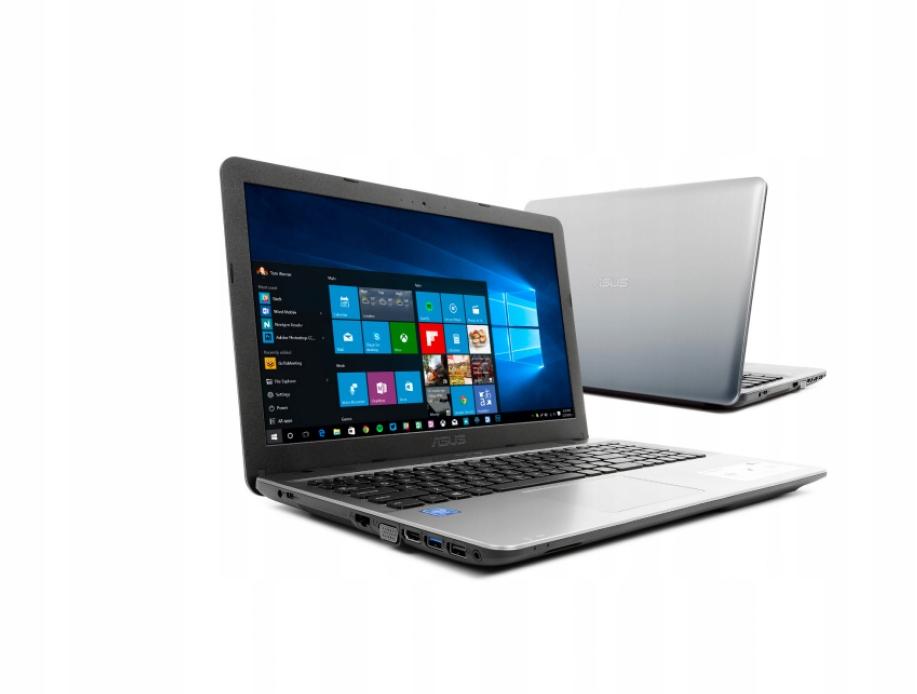 ASUS VivoBook X541NA Intel DualCore 4GB 240SSD W10