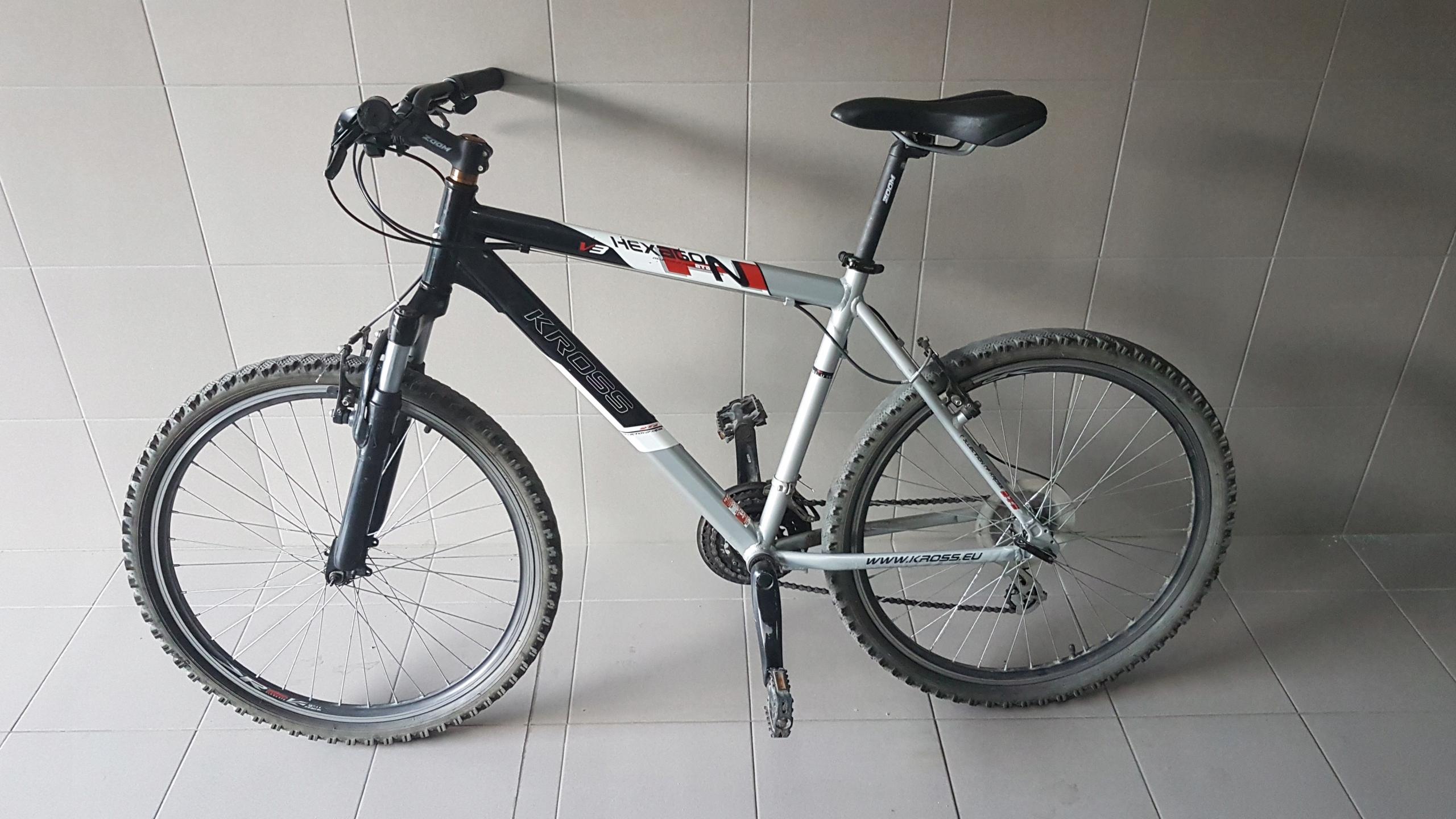 Rower górski Kross Hexagon V3
