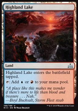 Highland Lake - Rivals of Ixalan