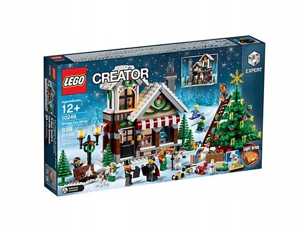 Lego Creator 10249 Sklep Z Zabawkami Leszno 7591306149 Oficjalne