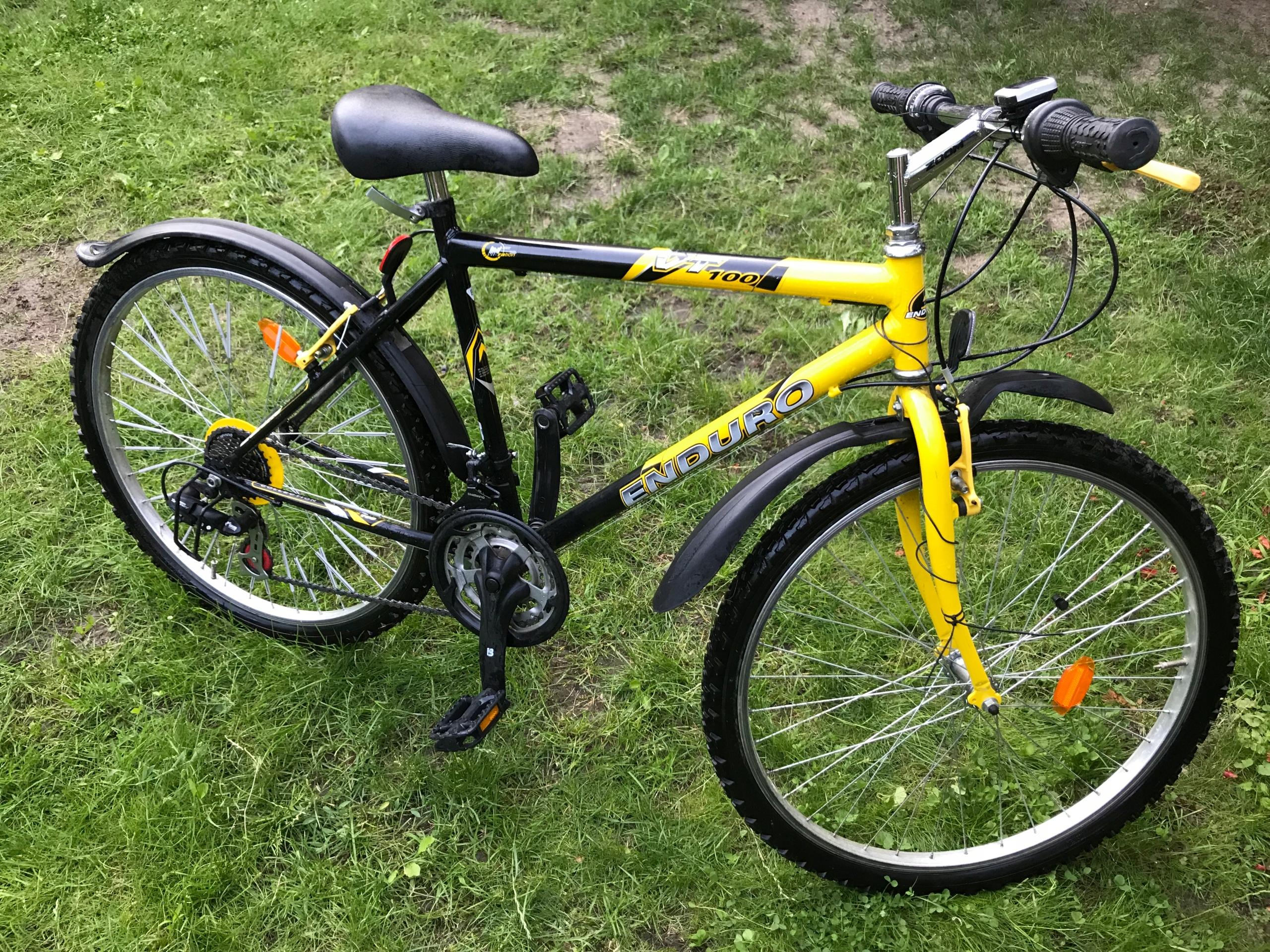 Rower crossowy Enduro 26 cali