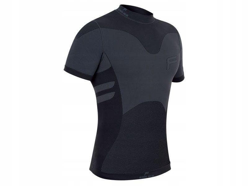 Koszulka męska FUSE FUSEPRO 200 T-Shirt / M czarna