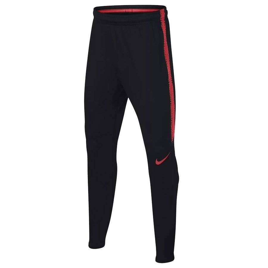 Spodnie Nike B NK Dry SQD Pant KP 18 CZARNY; XL