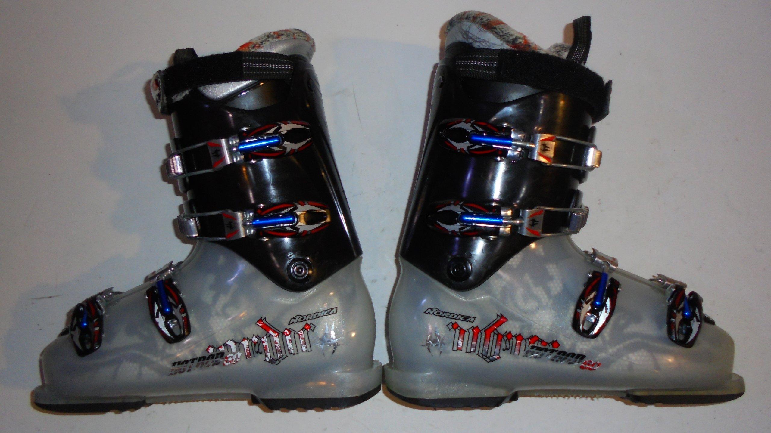Buty narciarskie NORDICA HOT ROD 60 roz 26,5 (41)