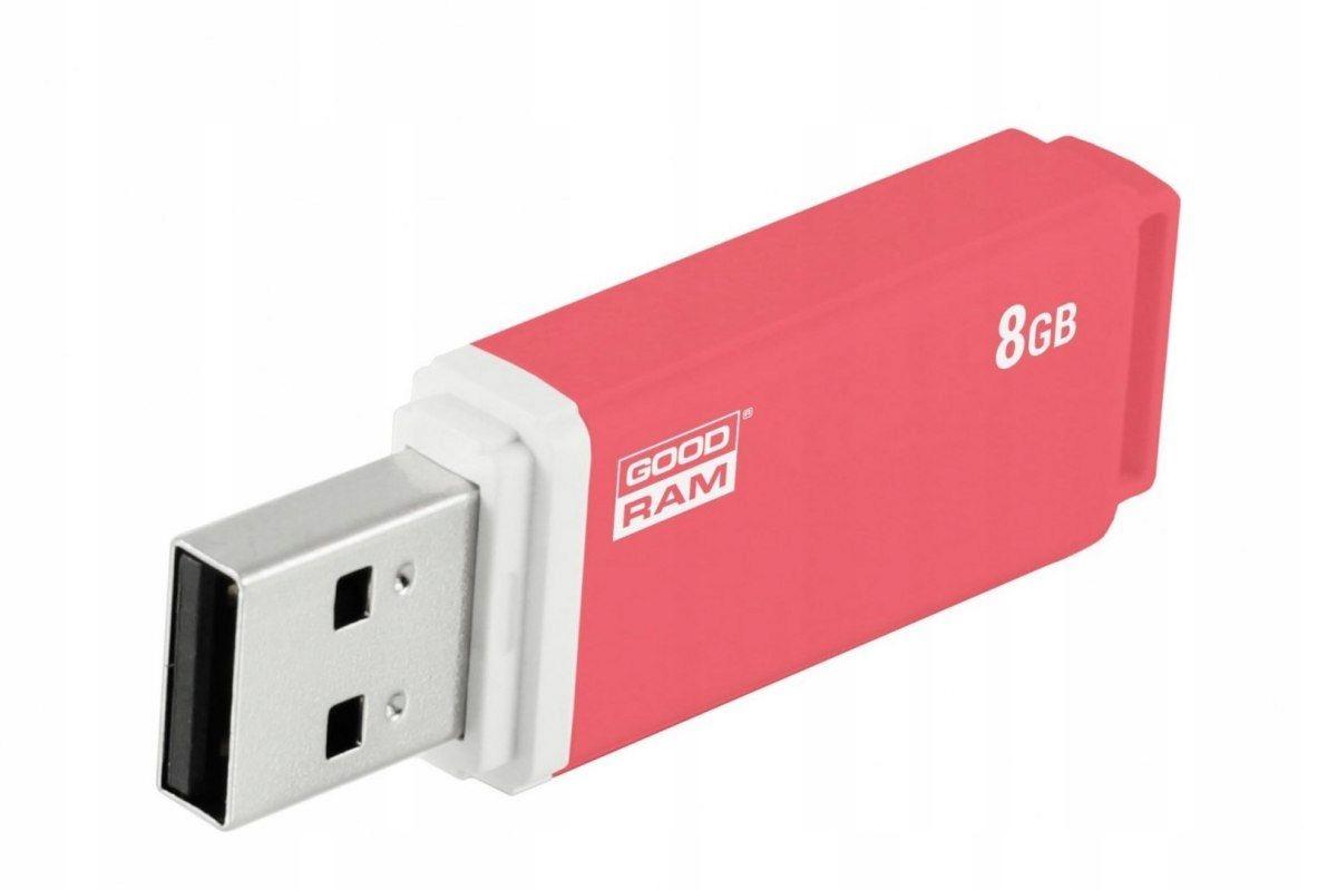 Pendrive GoodRam UMO2-0080O0R11 (8GB; USB 2.0; kol
