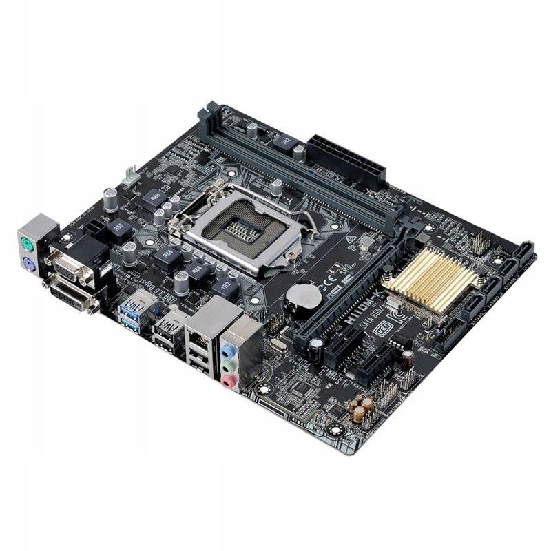 ASUS H110M-K, Intel H110 Płyta główna 1151