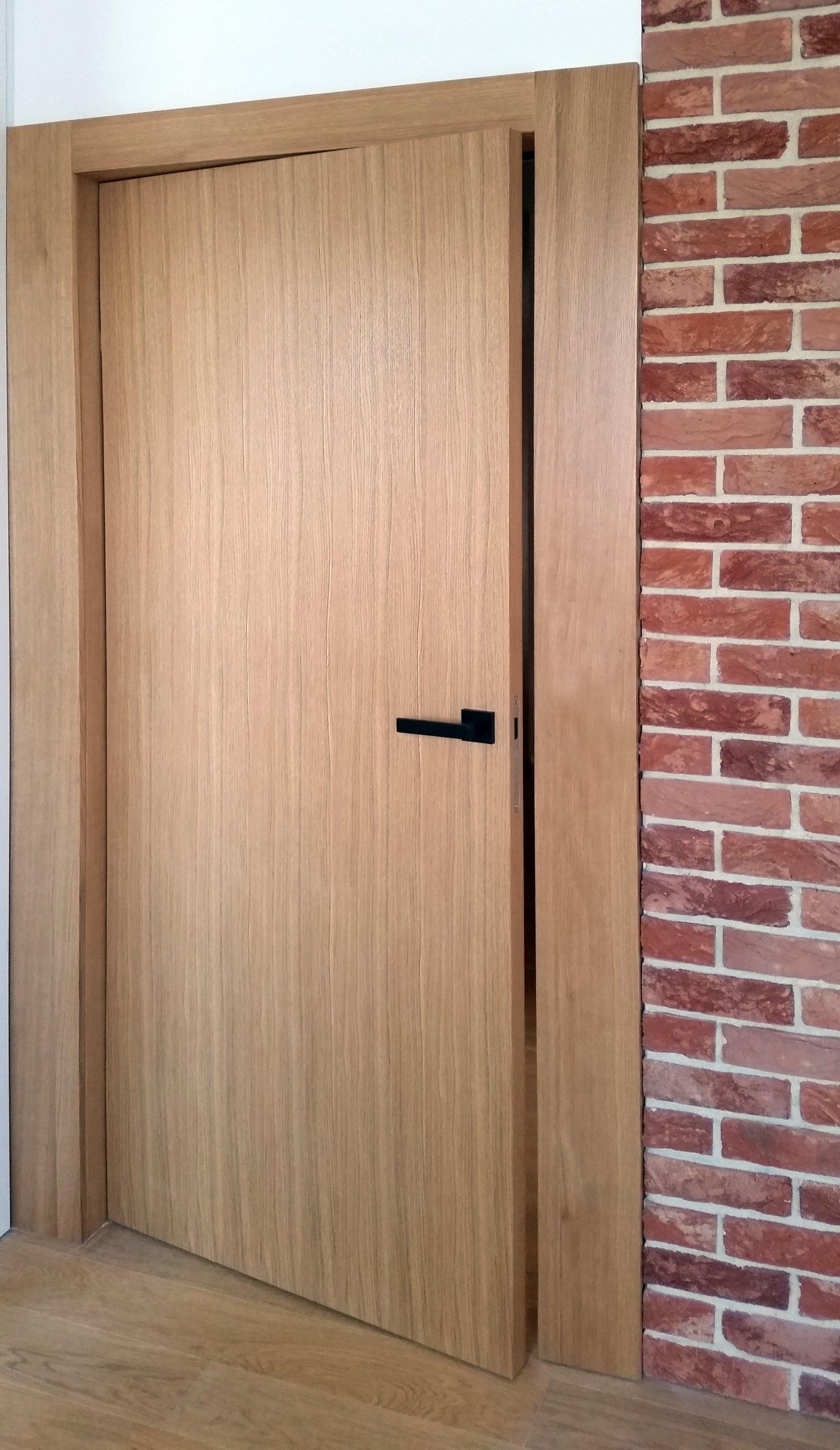Modernistyczne Drzwi wewnętrzne na wymiar, wysokiej jakości - 7163538093 WW42