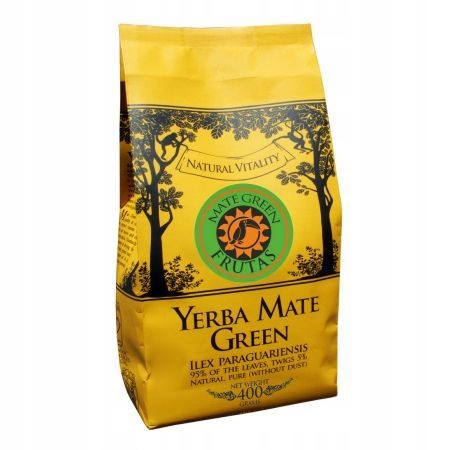 Mate Green Yerba Mate Frutas 400 g