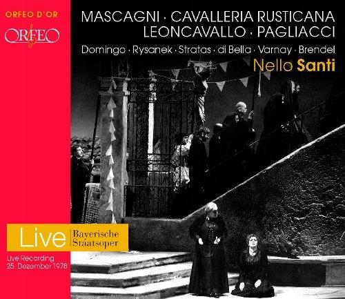 CD Leoncavallo/Mascagni - Pagliacci/Cavalleria Rus