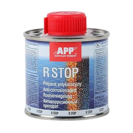 R-Stop 100 ml PREPARAT ANTYKOROZYJNY NA RDZĘ -APP