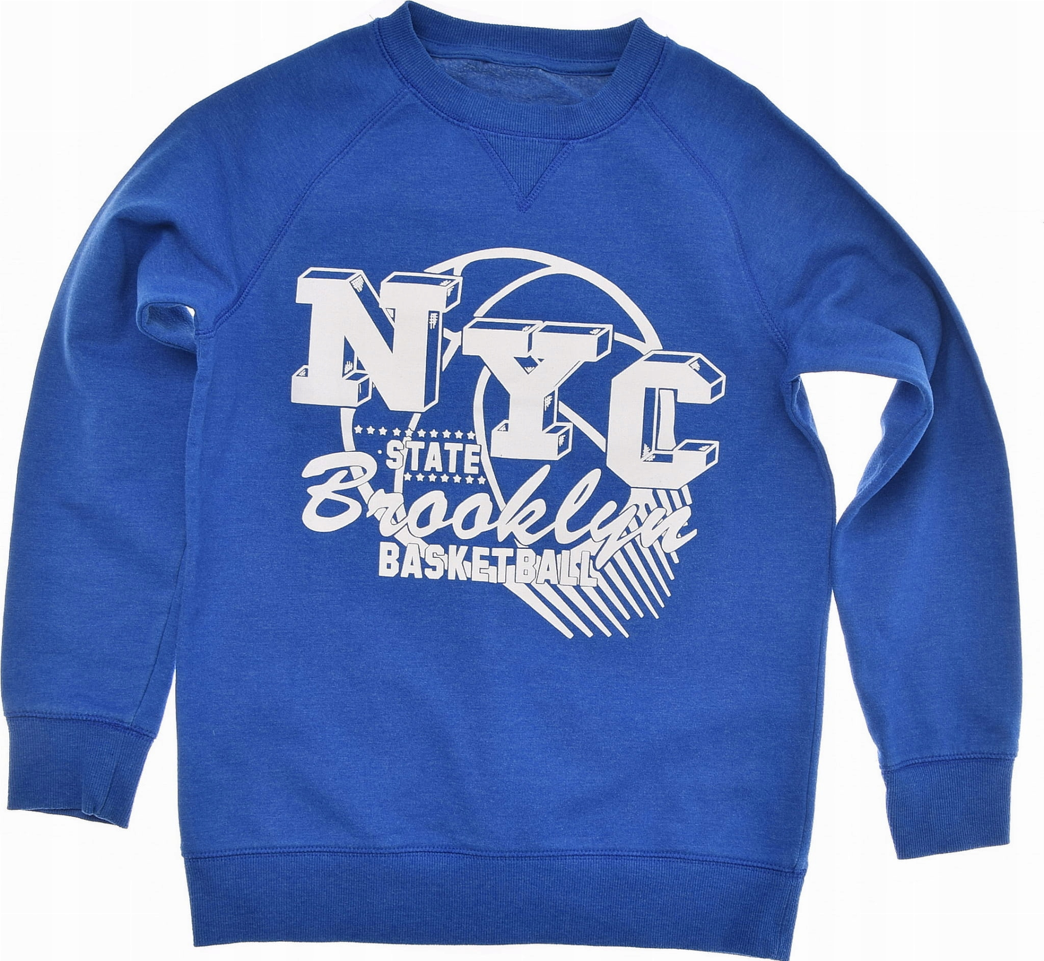 GEORGE bluza chłopięca NYC Basketball SUPER 152
