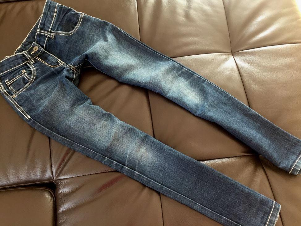 C&A Spodnie Jeansowe 152