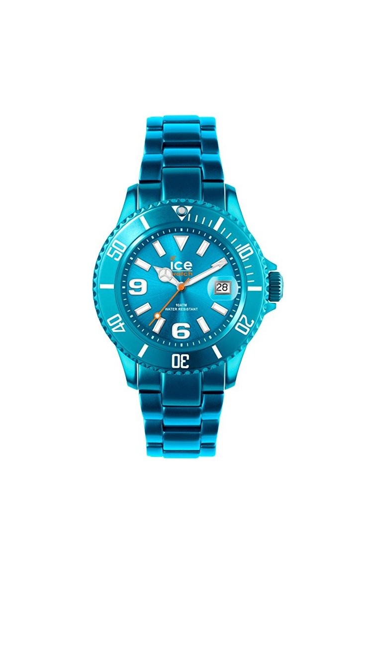 Ice Watch AL.TE.U.A.12 aluminium Nowy