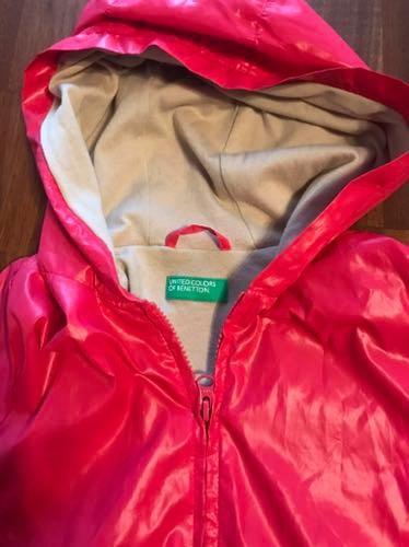 Benetton r.140 kurtka przejściowa wiatrówka