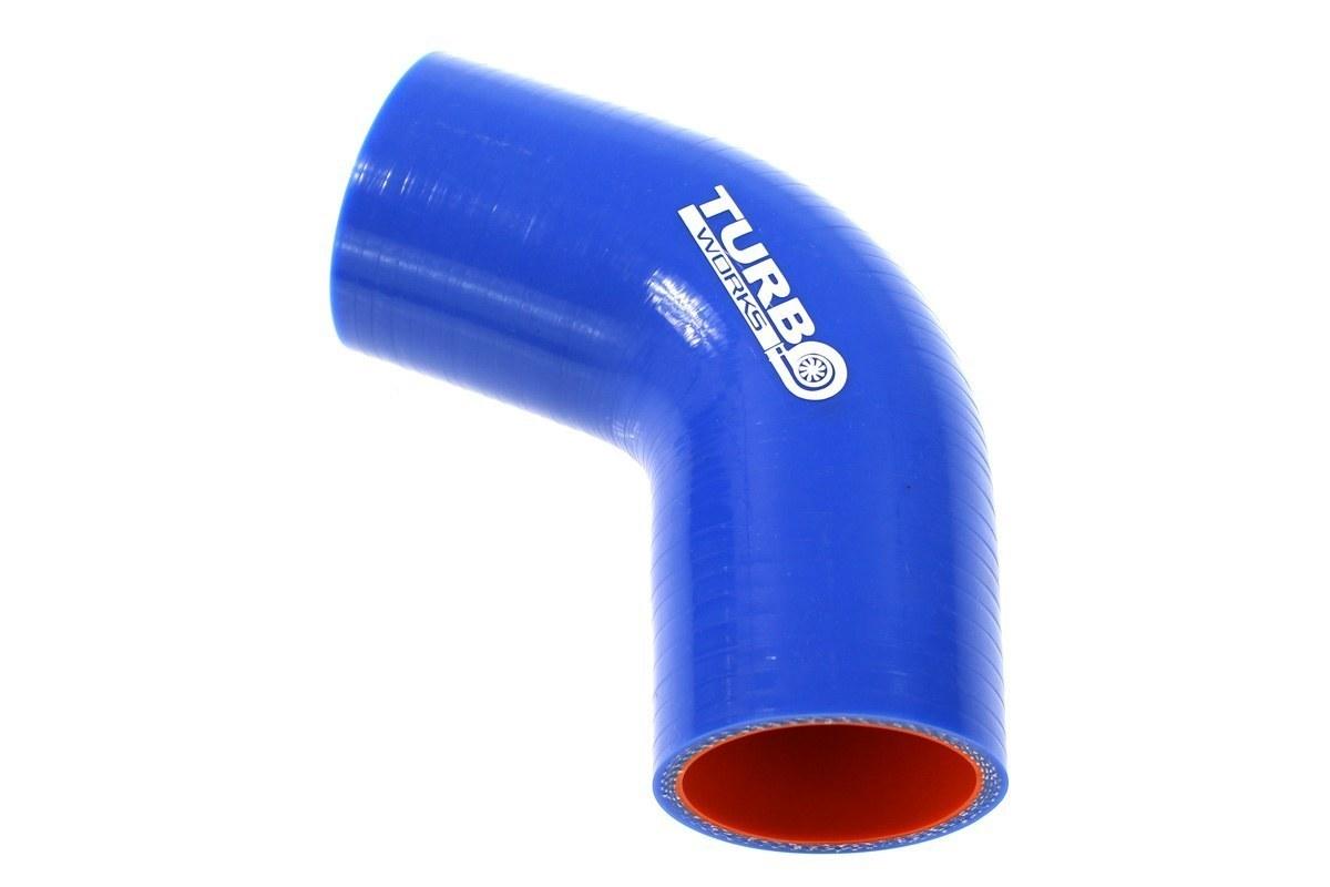 Kolanko 67st TurboWorks Pro Blue 51mm