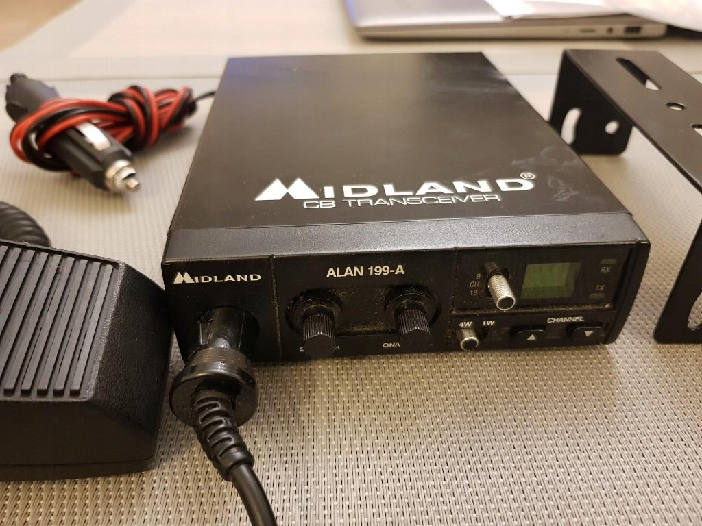 CB Alan 199-A