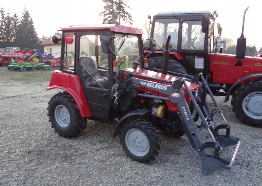 ciągnik rolniczy MTZ Belarus 320.4 ładowacz GRATIS