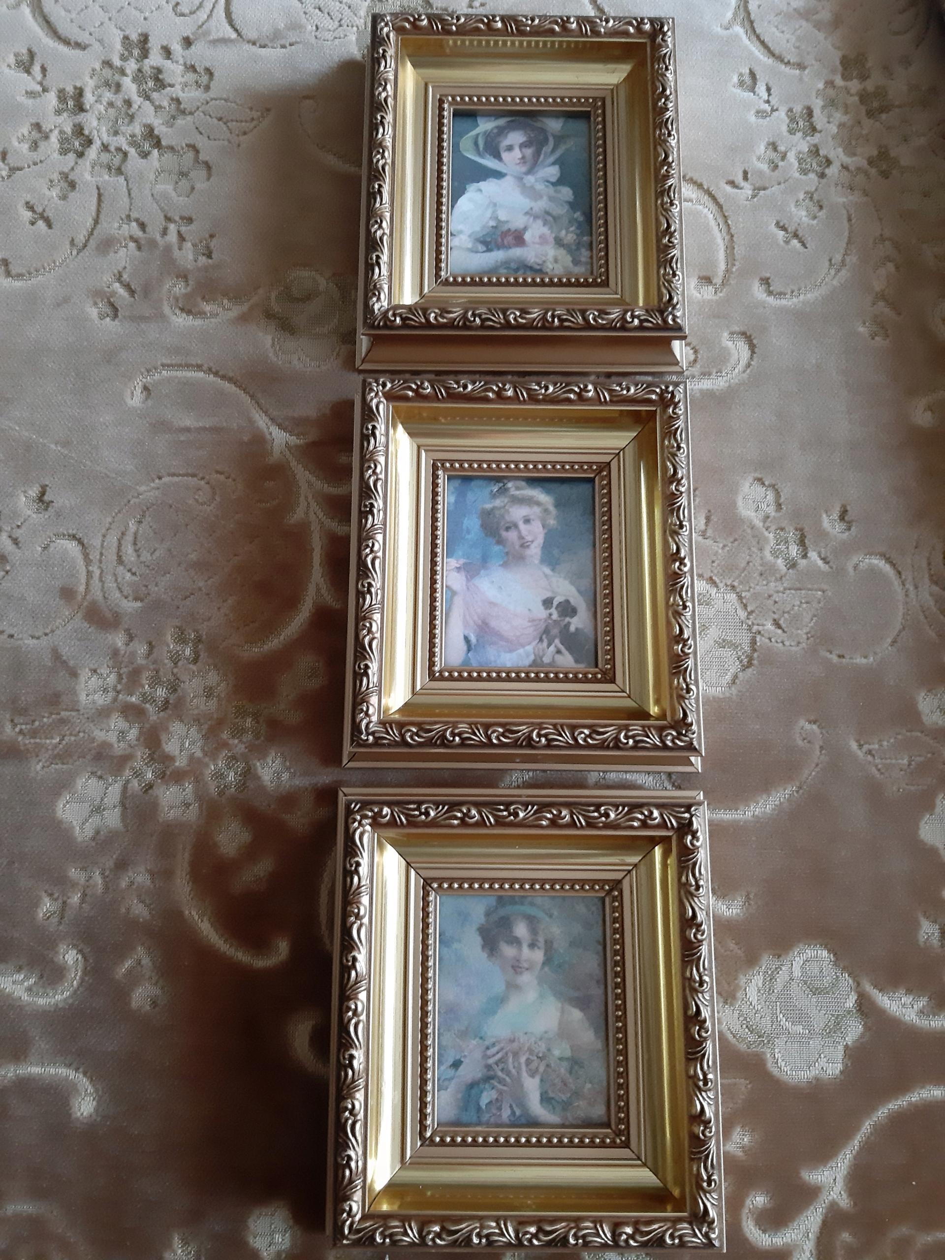 Obraz Obrazek Miniaturka Portret Kobieta 1517 Cm
