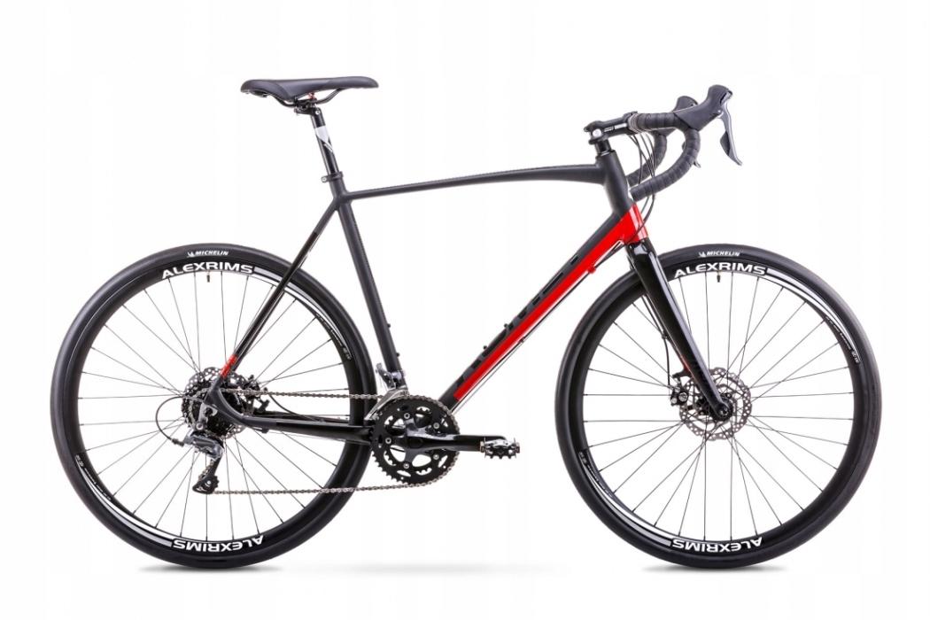 Rower gravel Romet ASPRE rozmiar 56cm 2019
