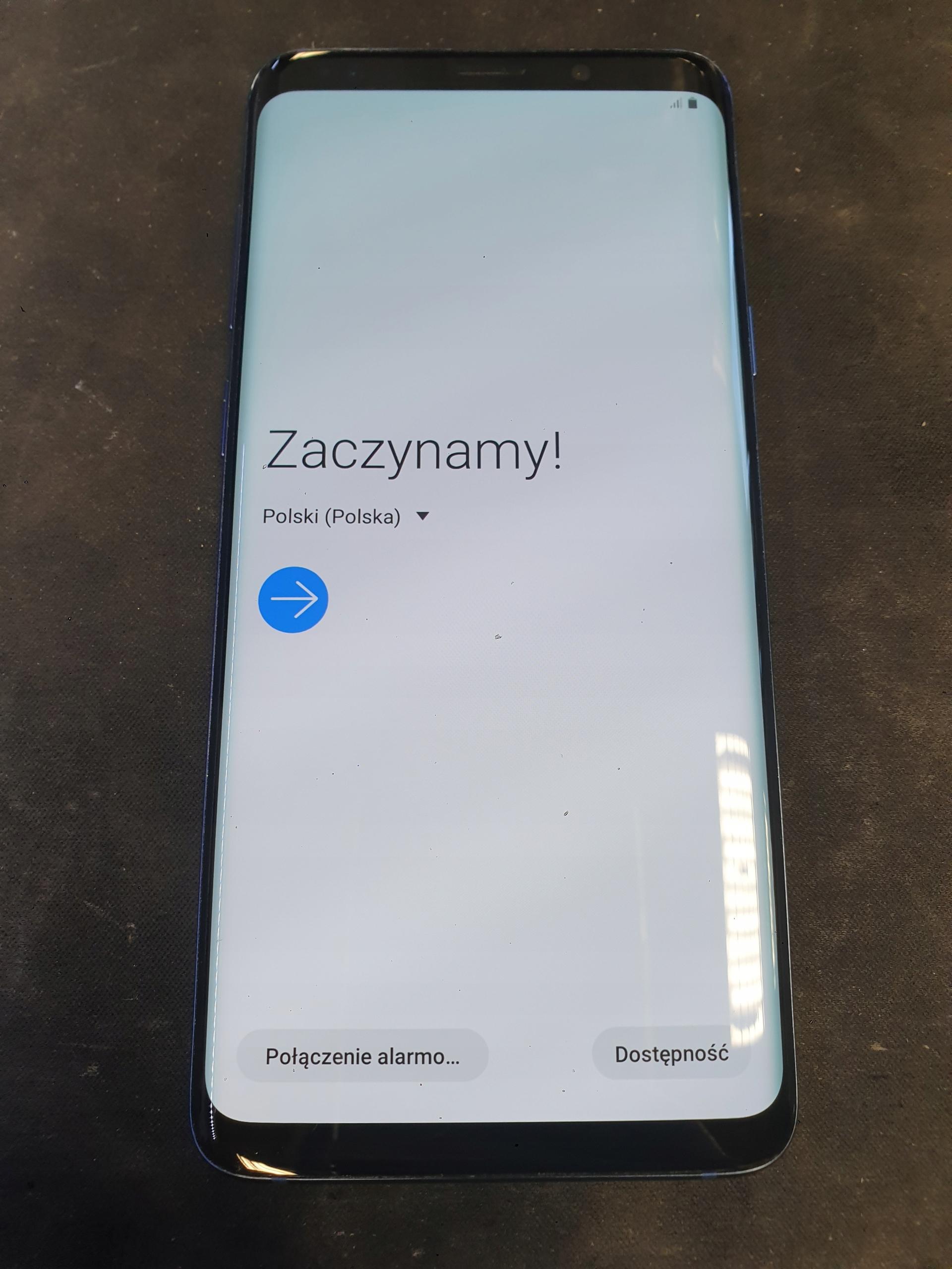 Samsung Galaxy S9+ G965F wyświetlacz lcd