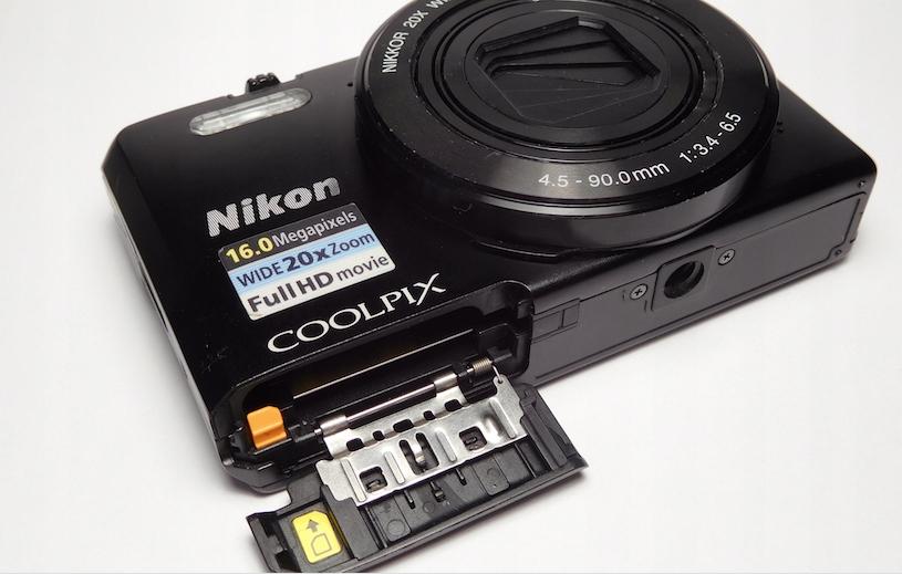"NIKON S7000 Błąd obiektywu 16Mpx20x3""FHDwifi"