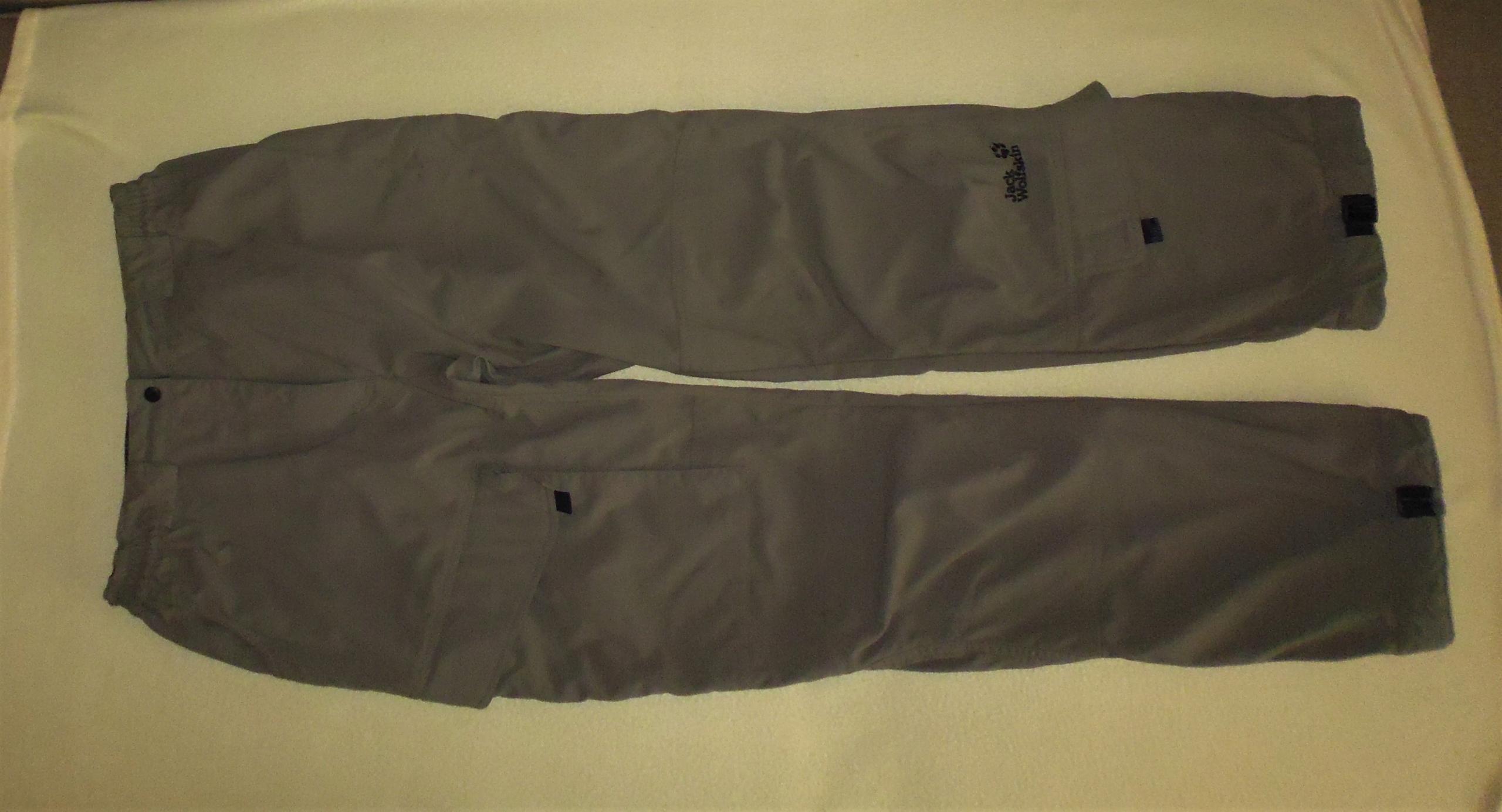 Jack Wolfskin-spodnie bojówki 42