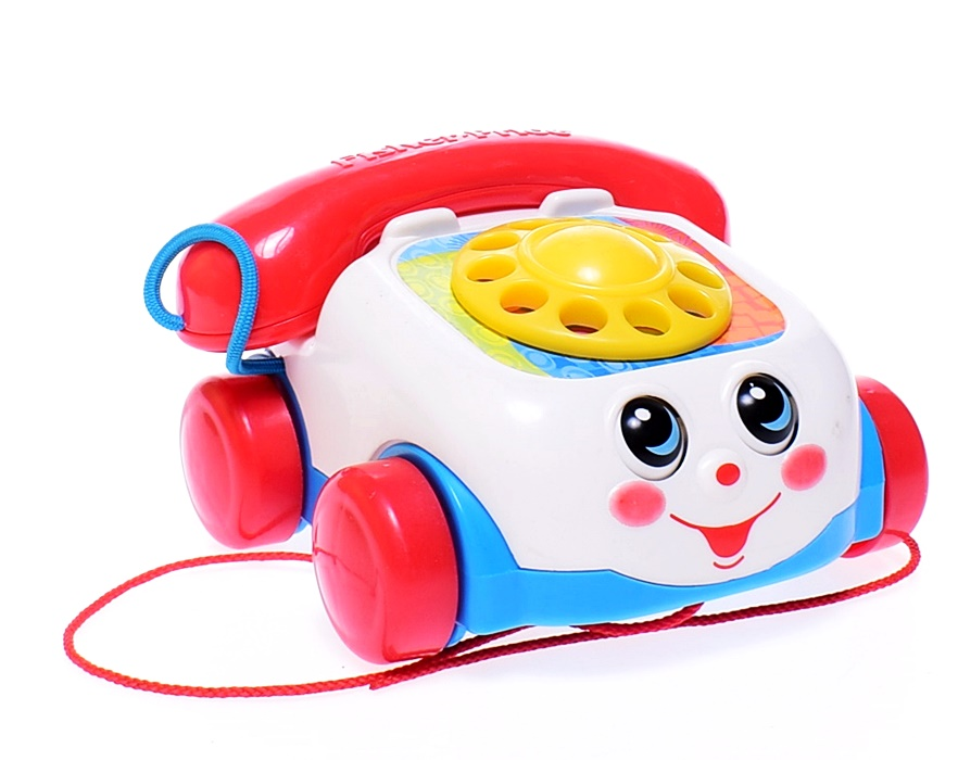 4627-1 ....FISHER PRICE... TELEFONKI DLA GADULY