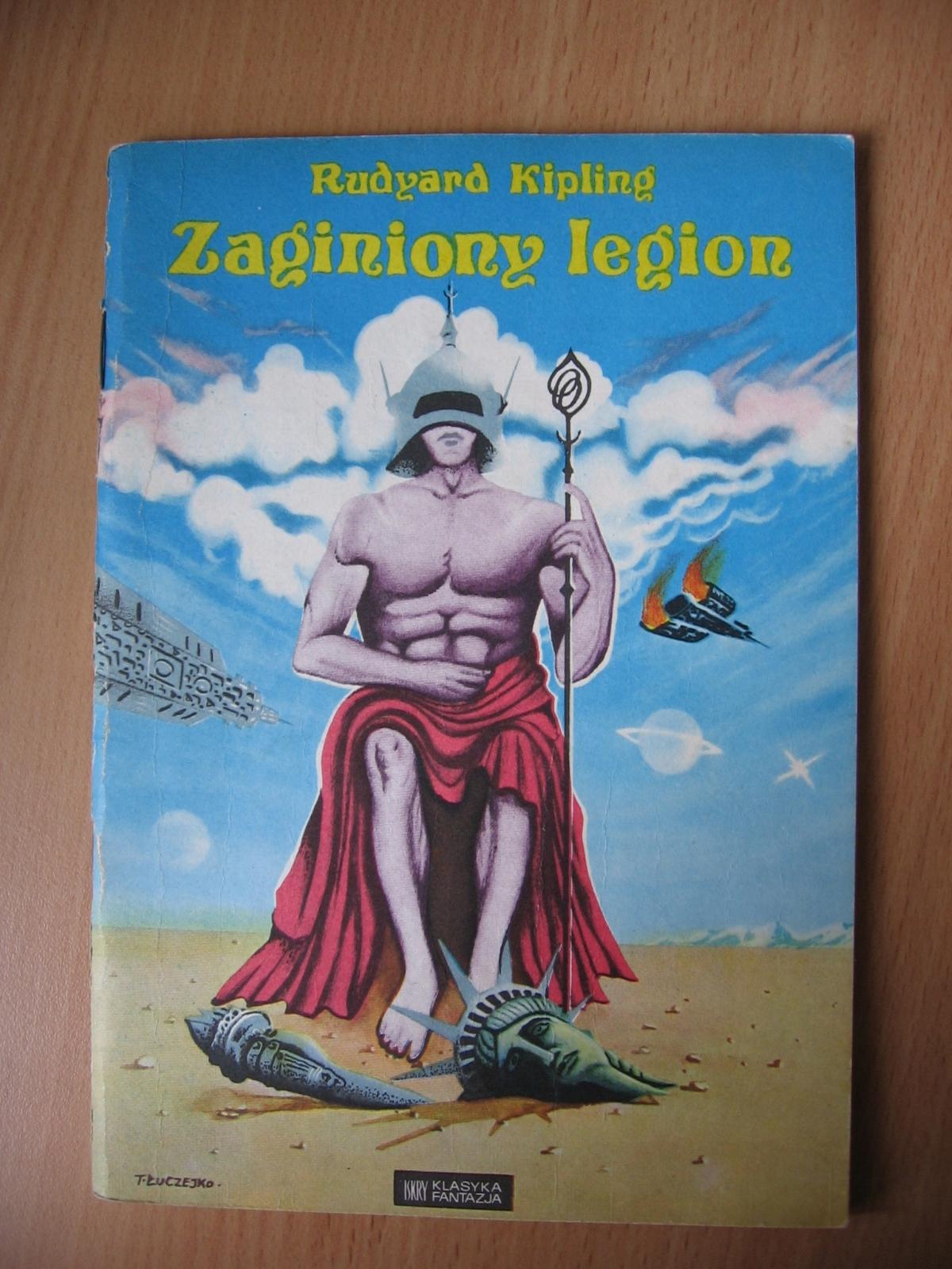Kipling Rudyard - Zaginiony legion ISKRY 1987