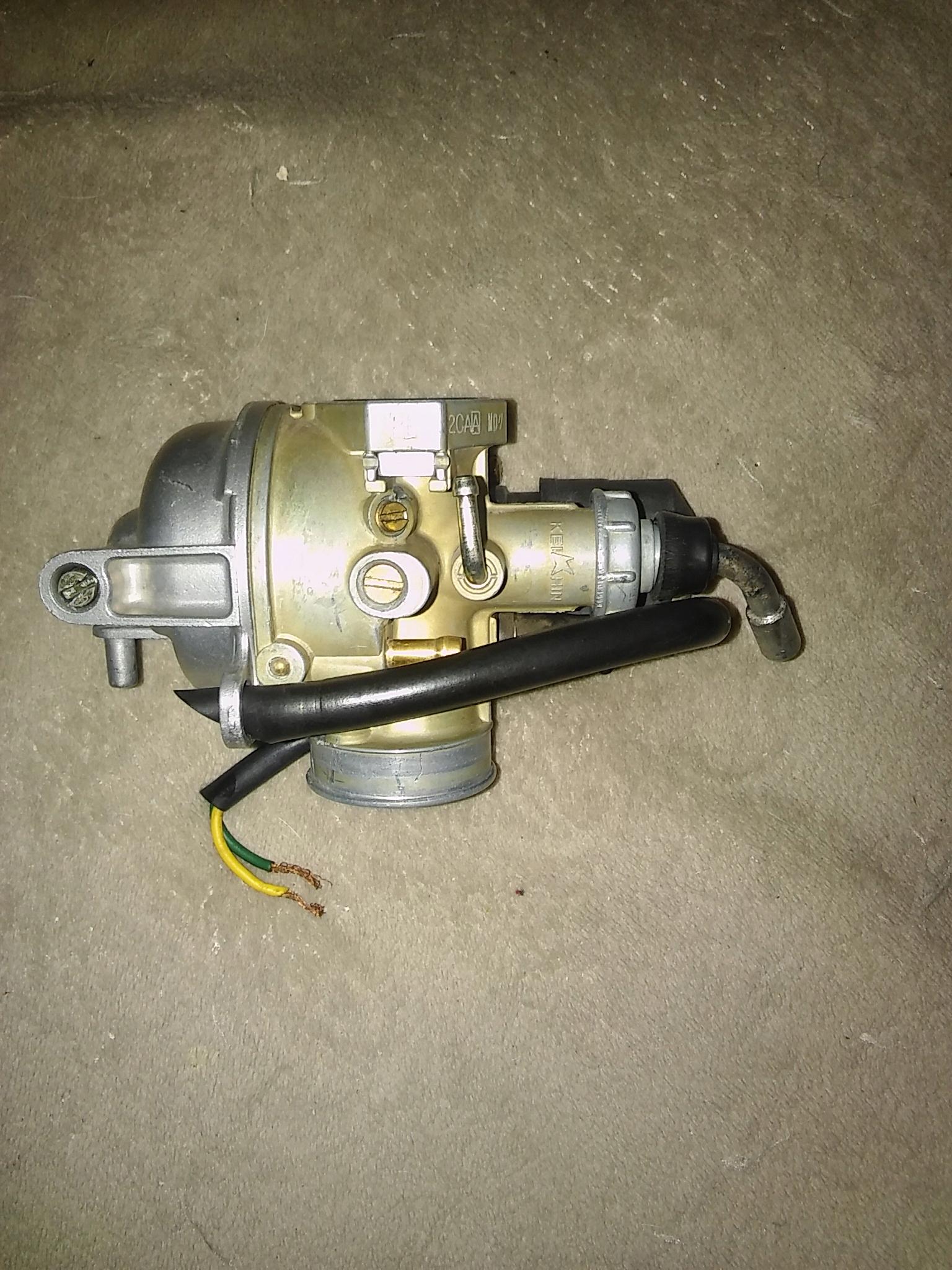 Gaźnik KEIHIN PB 2CAA skuter 2T Honda  wys gratis! - 7966828957