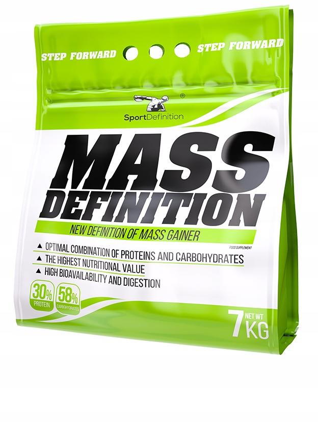 Sport Definition - Mass Def. 7000g 7KG czekolada