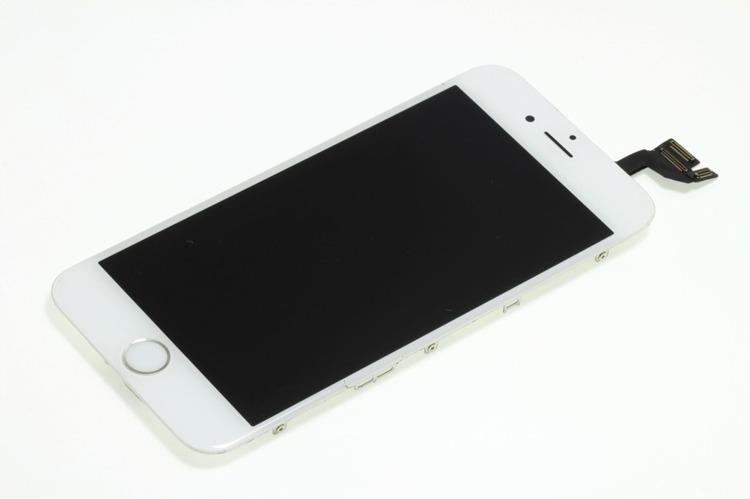 ORYGINALNY DOTYK WYŚWIETLACZ LCD iPHONE 6s BIAŁY