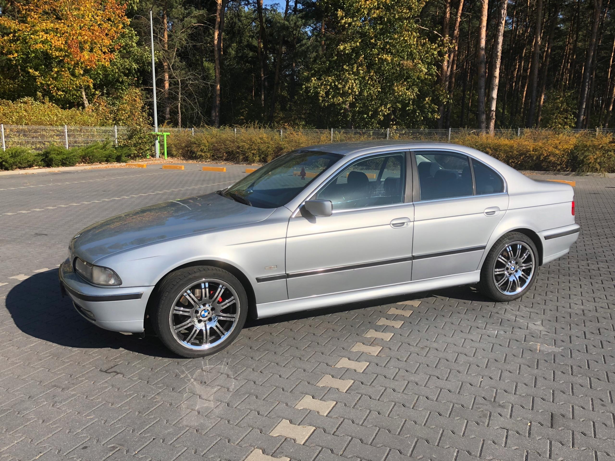 BMW E39 SEKWENCJA M FELGI