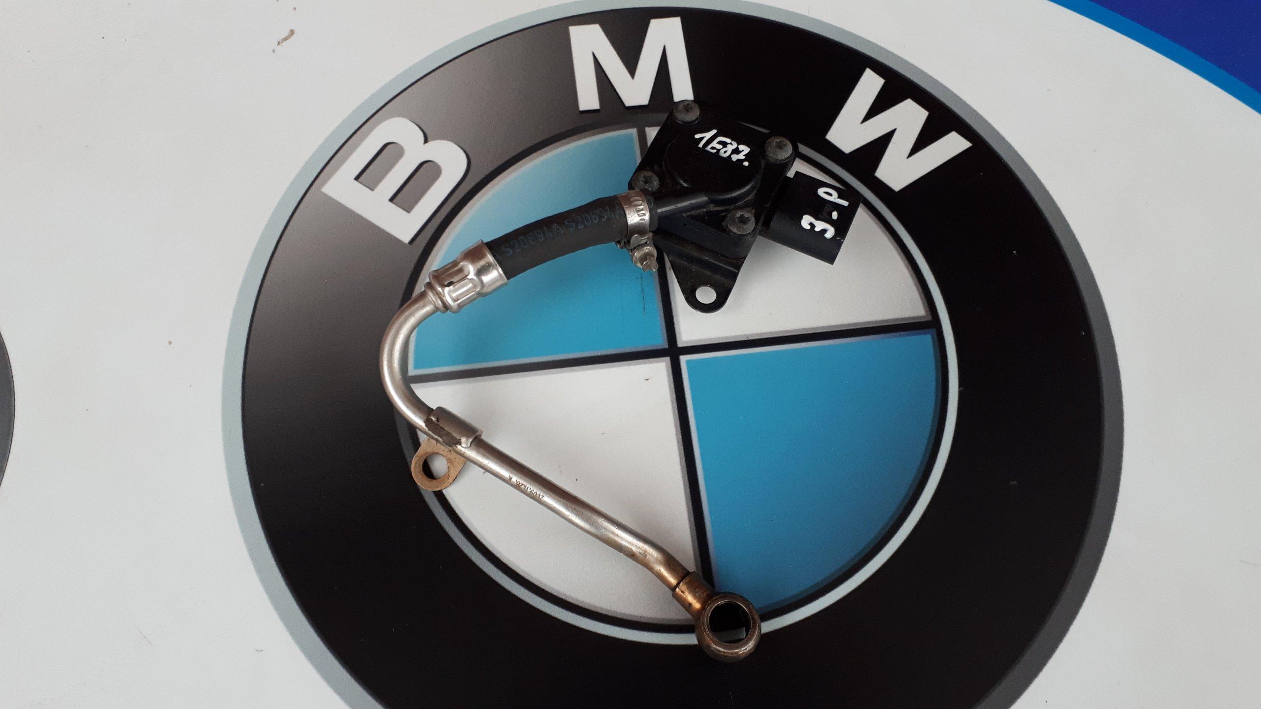 BMW 2.0D N47 Czujnik ciśnienia spalin 7808013
