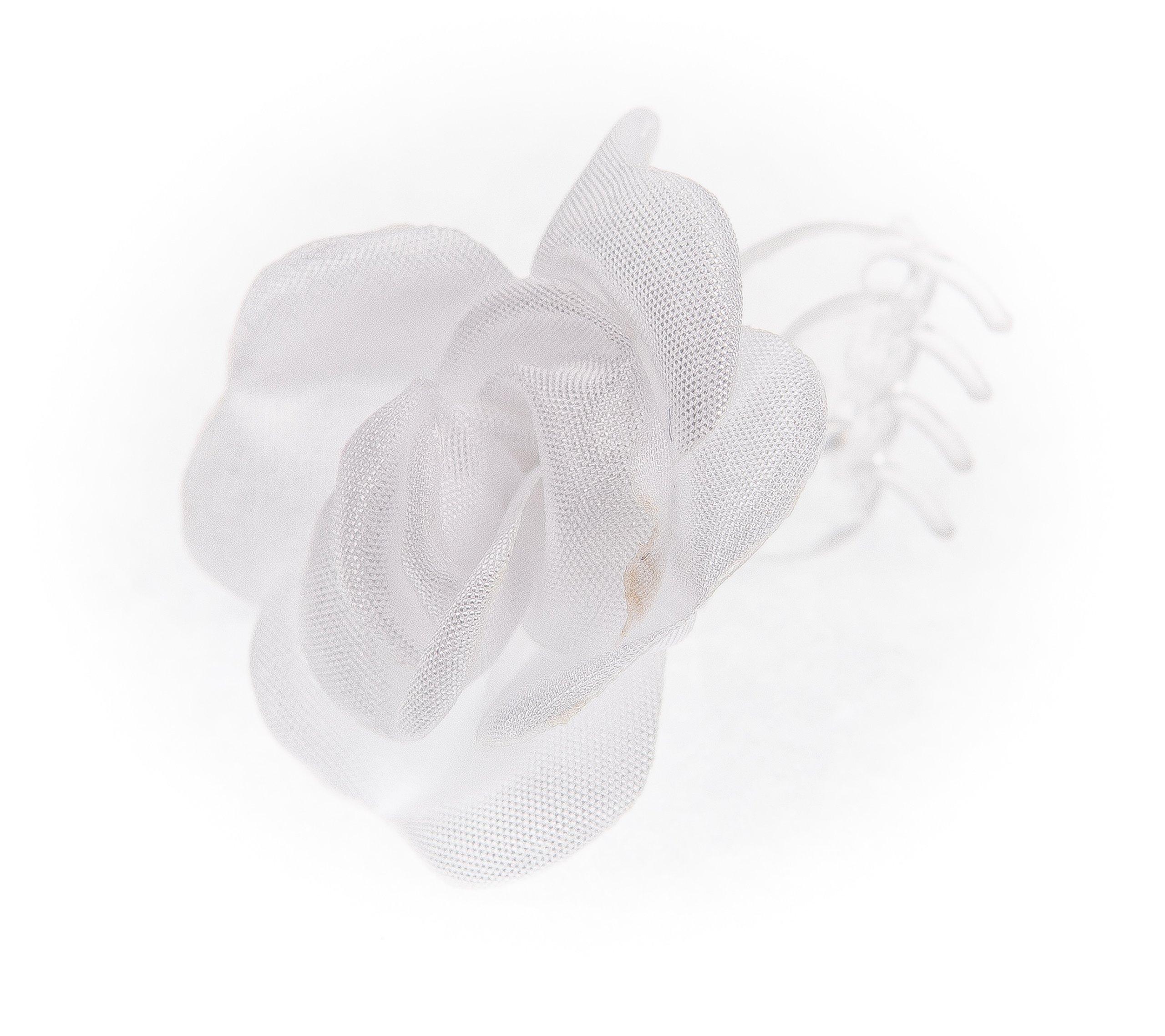 Spinka przypinka komunijna komunia kwiatek WP-08