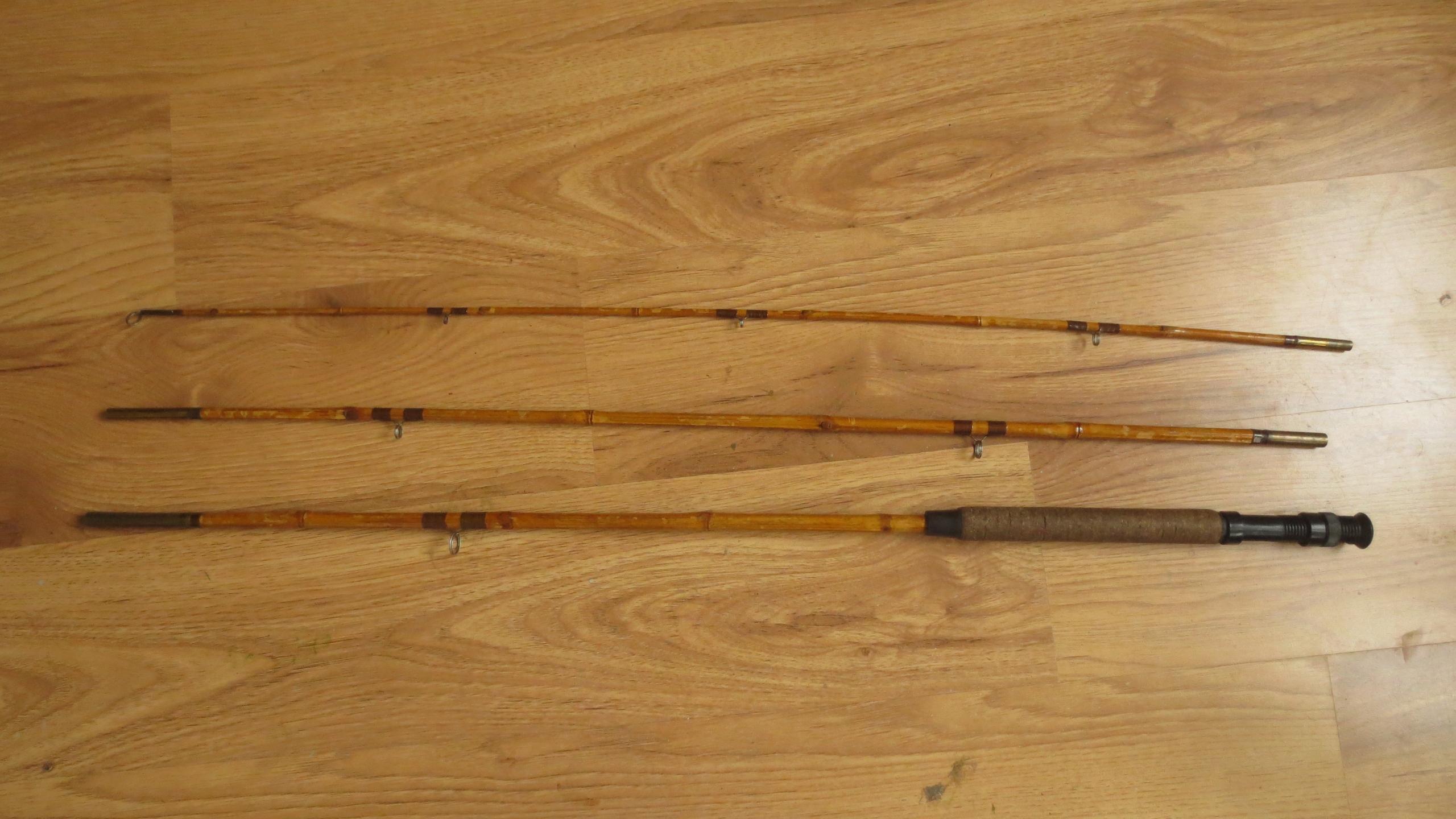 Wędka bambus v.2 (długość ok.2.20-2.40)