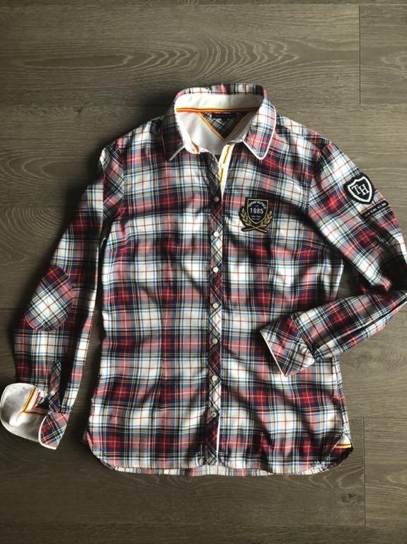 Tommy Hilfiger piękna koszula polecam-12
