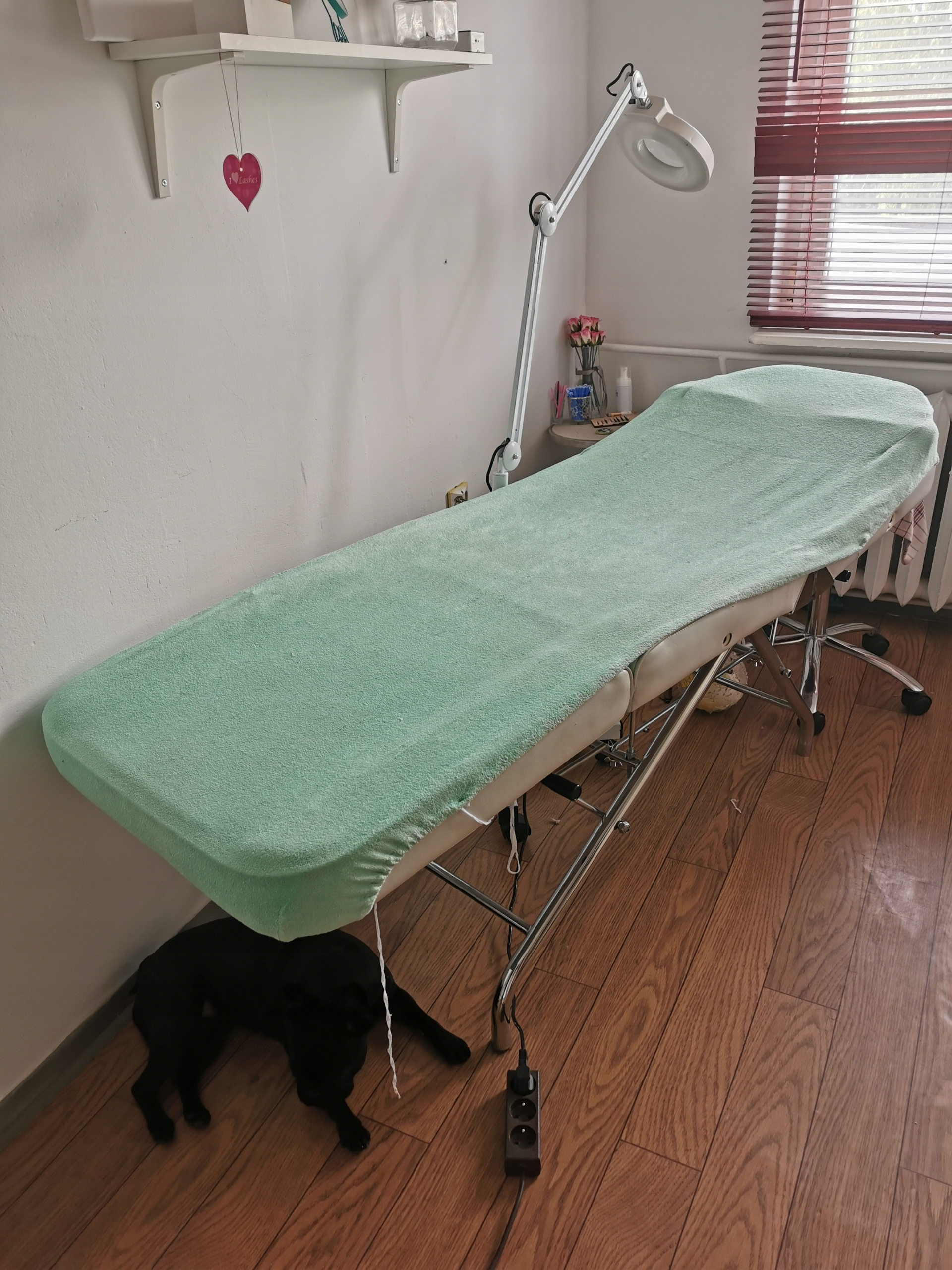 łóżko Kosmetyczne Fotel Kosmetyczny Rzęs Masażu 8179926283