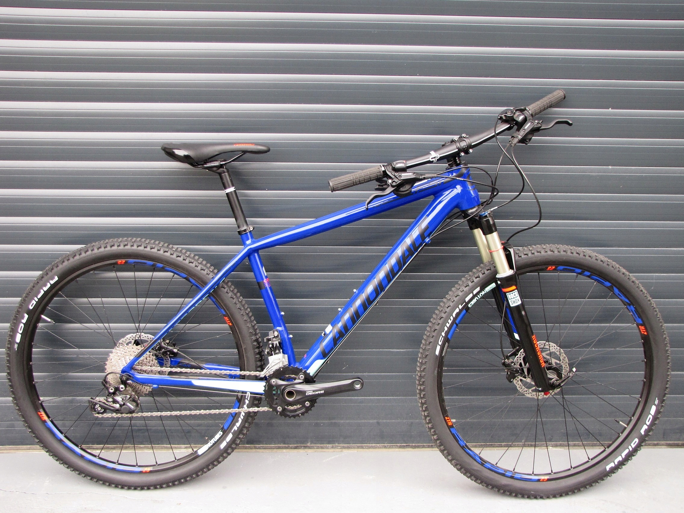 NOWY!! CANNONDALE F F-SI 27,5 ! RECON, XT! TARCZE