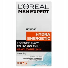L'Oreal Men Expert Hydra Energetic Regenerujący że