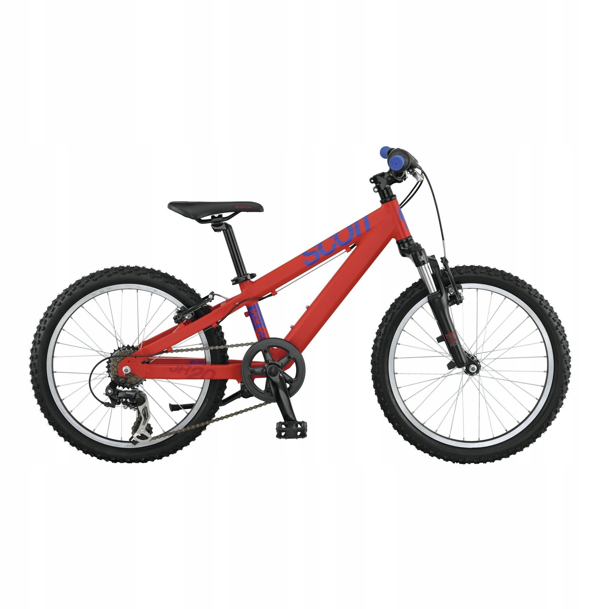 Rower Voltage JR 20 dla dziecka 20''