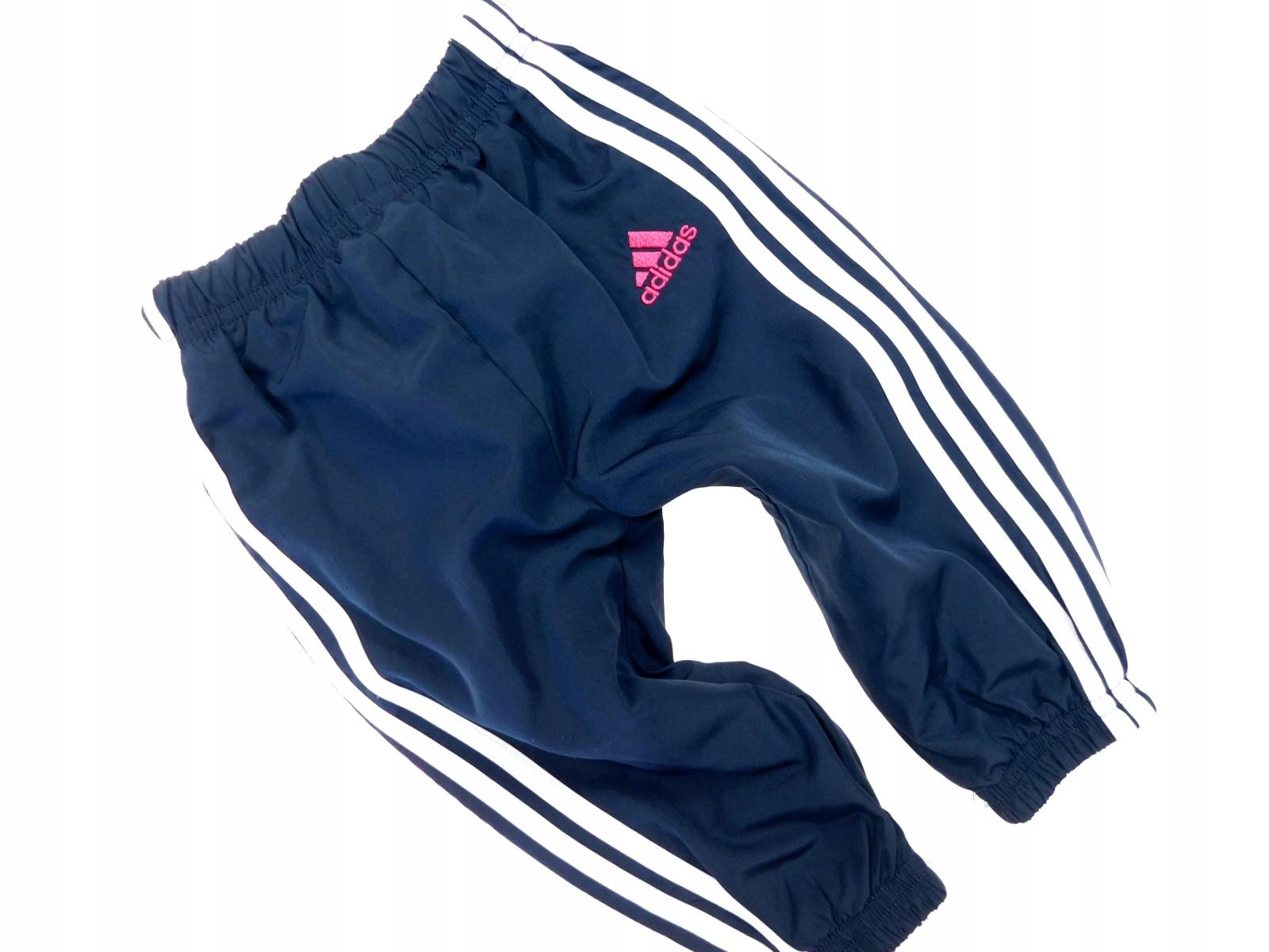 adidas spodnie dresowe _ 6/9 74
