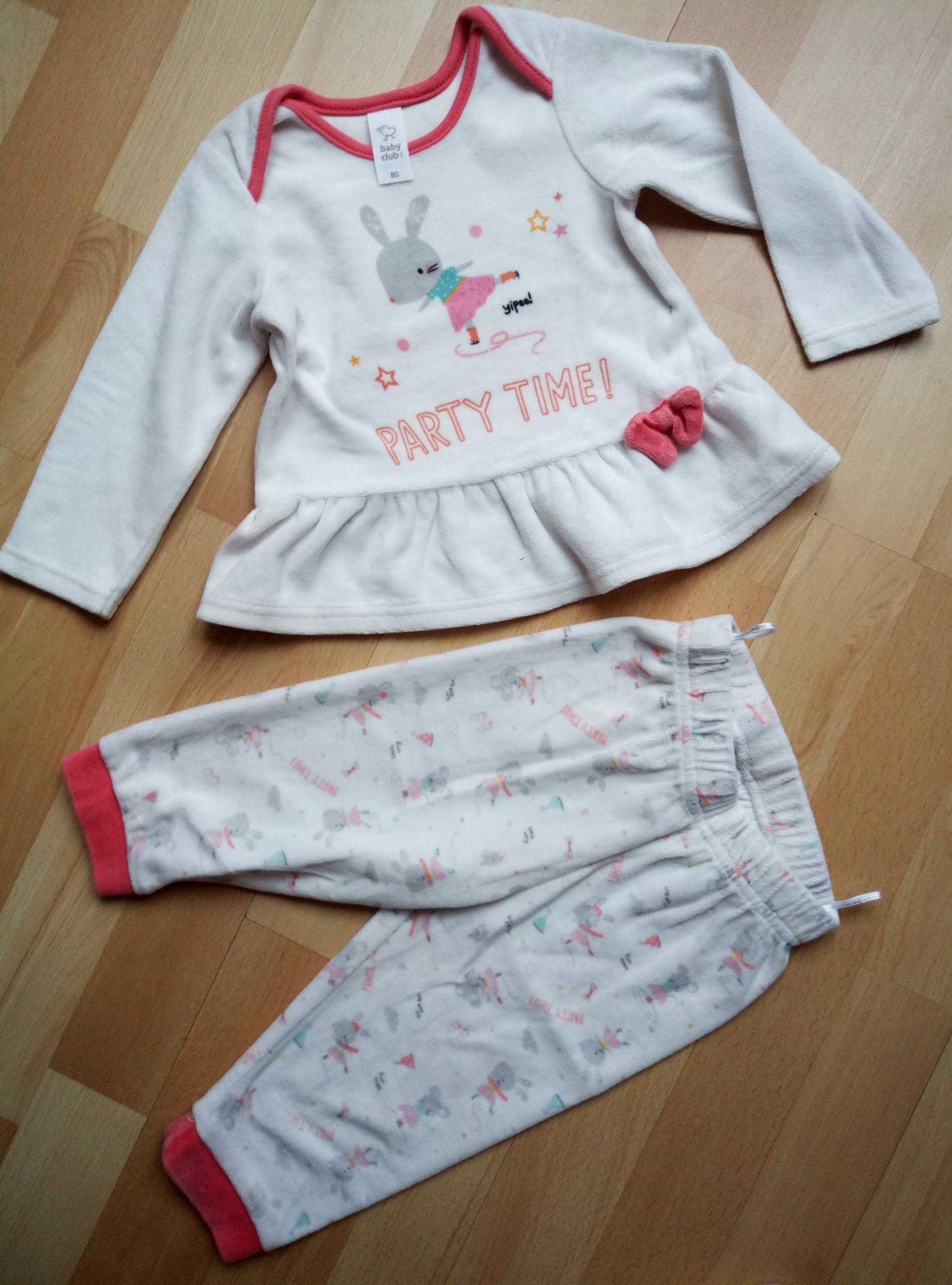 Piżama C&A Baby Club 80