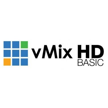 vMix BasicHD mikser programowy do realizacji live