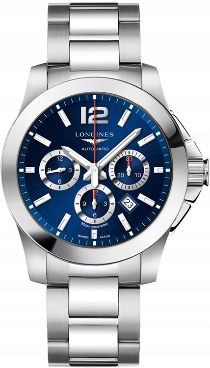 Longines Conquest Chrono Automatic L3.801.4.96.6