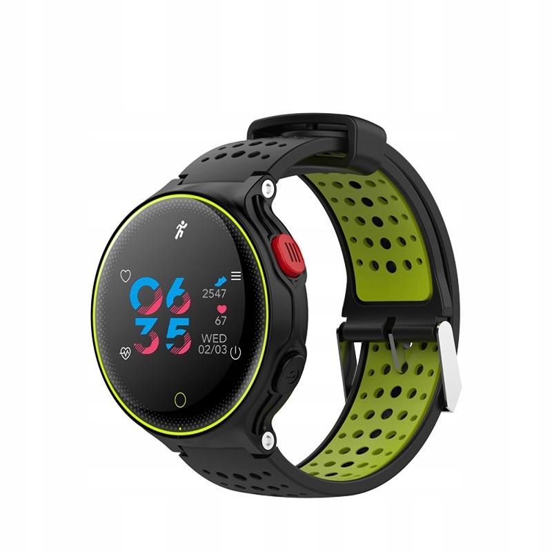Smartwatch X2 Opaska Sportowa Czujnik Tętna