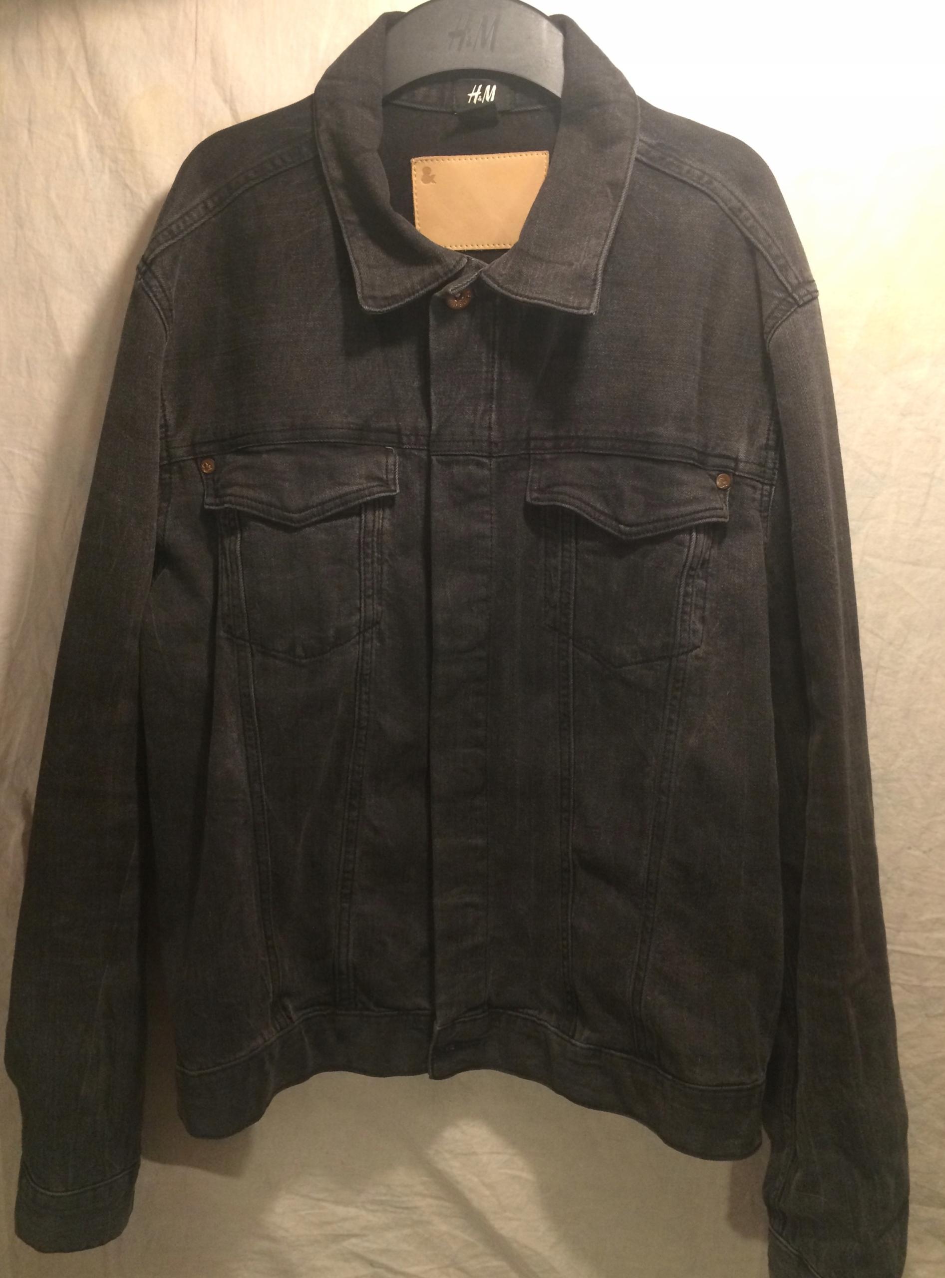 H&M kurtka jeansowa M