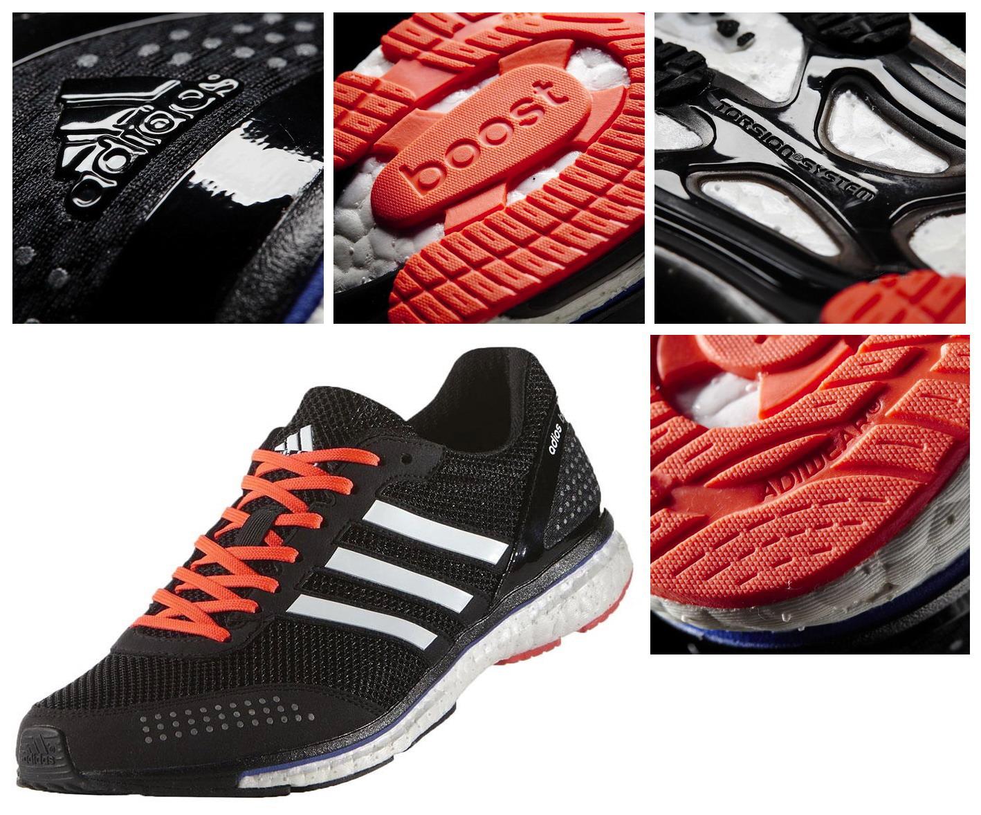 85037b25 Adidas AdiZero Adios Boost 2 buty damskie - 38 - 7593282812 ...