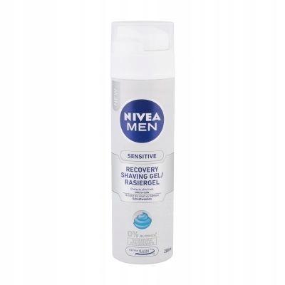 Nivea Men Sensitive 200 ml Żel do golenia
