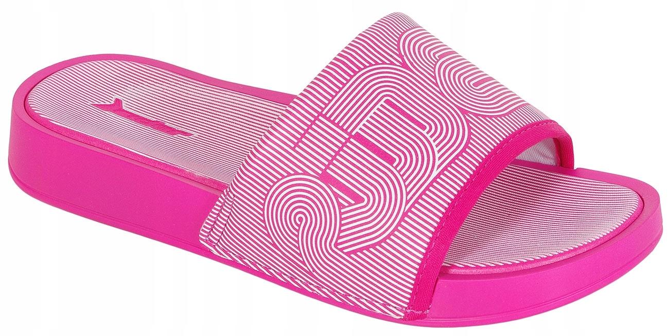Rider Princess Up Slide klapki Ad pink/white 37